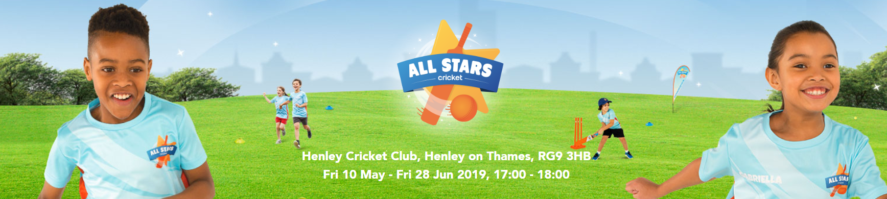 All Star Cricket Comes to Henley Cricket Club