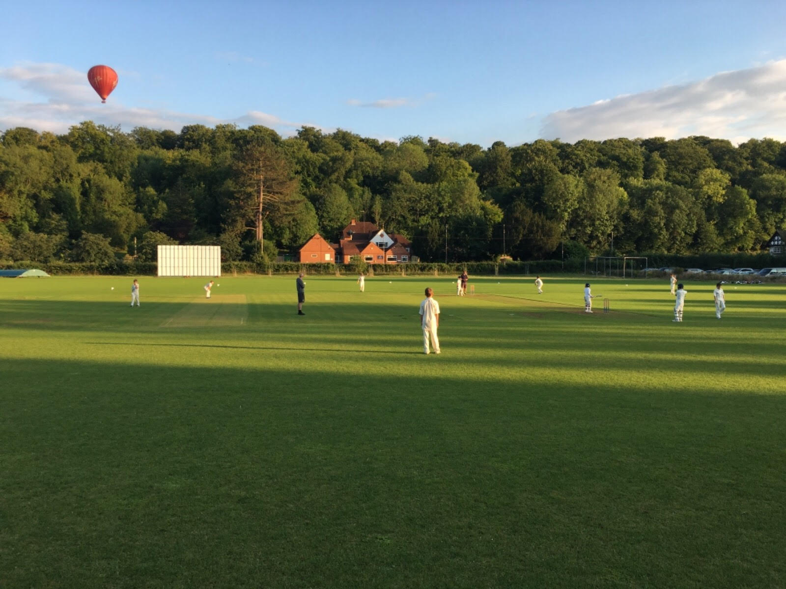 Junior Cricket is Back!