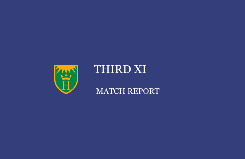 Henley 3's Lose exciting match against Bagshot 2 June